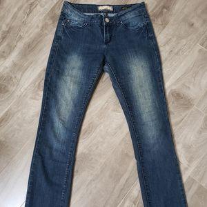 'The Kim' Blue Jean